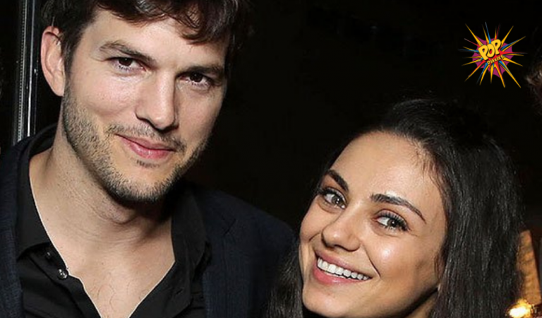 Ashton Kutchers Jokingly teases Mila Kunis For Bathing Their Kids during the ongoing Shower Debate: Read to know more