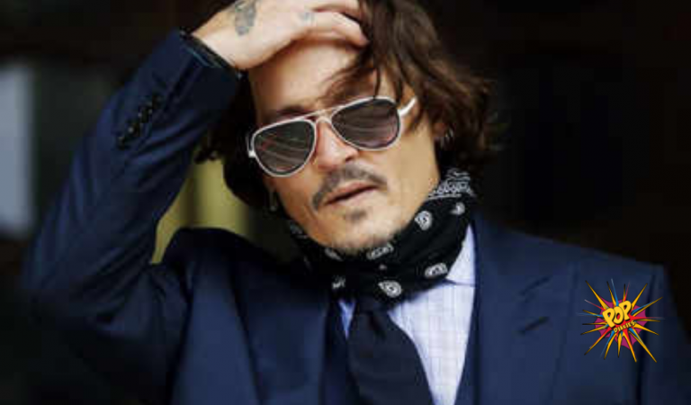 Johnny Depp claims Hollywood is 'absurdity of media mathematics' as he feels they are boycotting him in the first interview since the libel case
