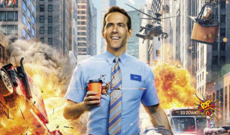 Ryan Reynolds featured Free Guy shocks the world bagging USD 51 million debut at global box office release