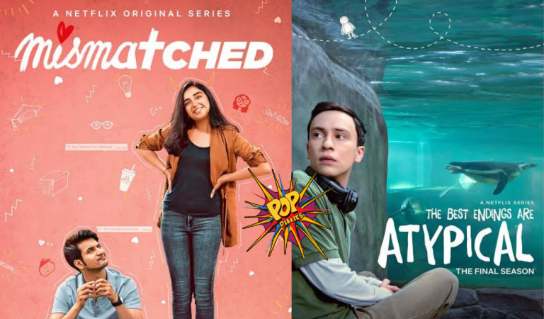 IN LOVE WITH TEENAGE ROMANCES? HERE ARE NETFLIX'S TOP SHOWS TO ADD TO YOUR WATCH LIST