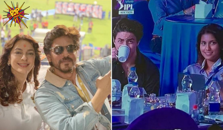 Juhi Chawla On Seeing Daughter Jahnavi and Shah Rukh Khan's Son Aryan Khan's Interest  In IPL: Claims that 'Our Children Have Taken Over What We Started'
