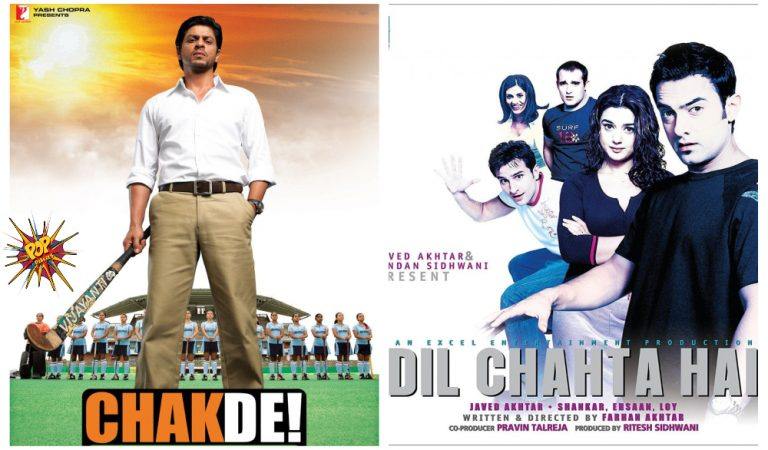 This Day That Year Box Office Trivia : When Chak De India And Dil Chahta Hai Were Released On 10th August