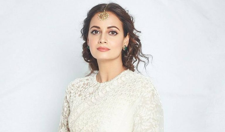 """""""No more excuses! We need urgent #ClimateAction now"""" : Dia Mirza"""