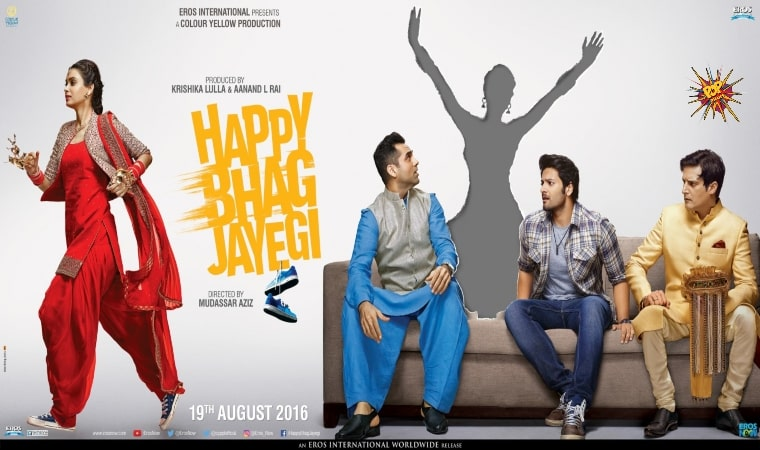5 Years Of Happy Bhaag Jayegi – Check Out The Lifetime Collections Of Abhay Deol, Diana Penty And Jimmy Shergill Starrer