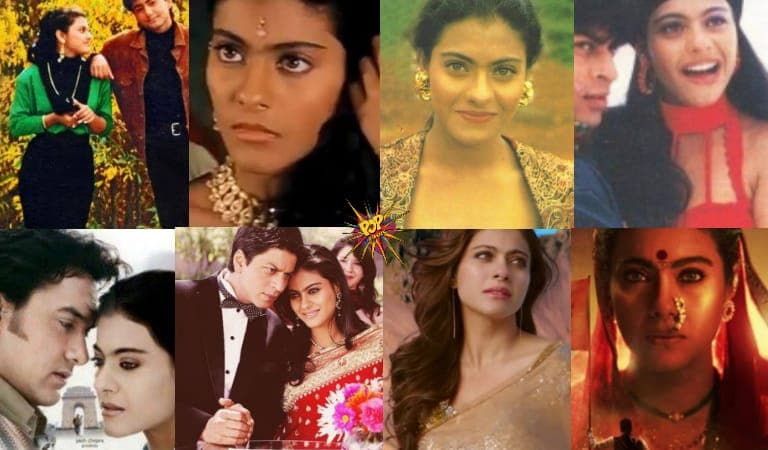 Happy Birthday Kajol – 5 Performances Which Proves That She Is An Epitome Of Talent