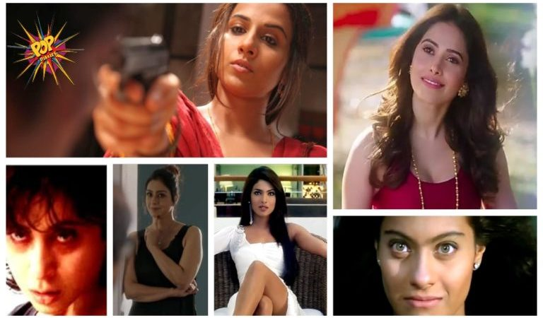 Hottest Bollywood Female Villains Who Charmed Us With Their Performances !!!