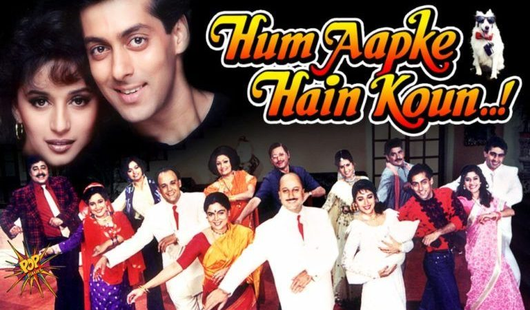 27 Years Of Hum Aapke Hain Koun – Check Out The Total Collections Of Salman Khan And Madhuri Dixit Starrer