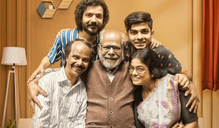 """""""#Home is a perfect film for the entire family to sit together and enjoy this festive season,"""" says Producer – Actor Vijay Babu about the film's Onam release on Amazon Prime Video"""