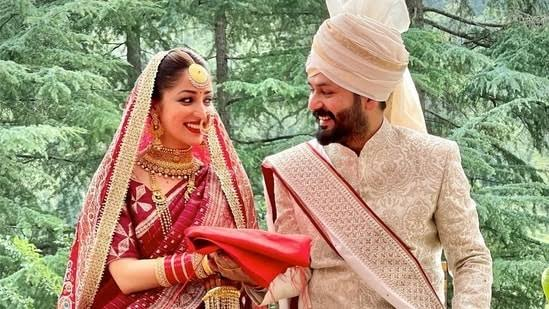 After Ringing the Wedding Bells with Uri Director Aditya Dhar Yami Gautam Changes her Name to this