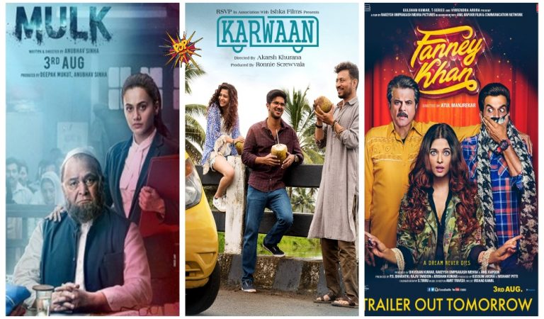 This Day That Year – When Karwaan, Mulk And Fanney Khan Clashed On 3rd August