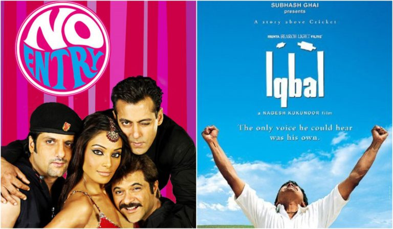 This Day That Year Box Office Trivia : When No Entry And Iqbal Were Released On 26th August