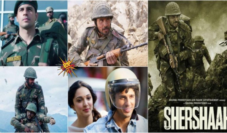 Shershaah Movie Review – Every Indian Should Watch Brave Story Of Vikram Batra Brilliantly Portrayed By Sidharth Malhotra