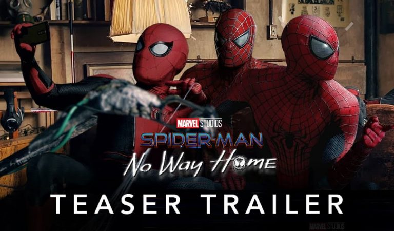 Spider-Man : No Way Home Trailer Out – Tom Holland Faces Multiverse Villains