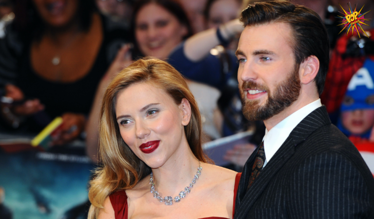 Scarlett Johansson and Chris Evans to reunite for Apple's adventure movie 'Ghosted'