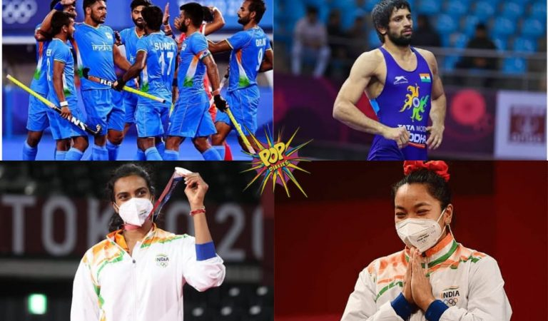 Meet India's Seven Stars Who Created History at Tokyo Olympics 2021 as India Ends Their Campaign in Japan