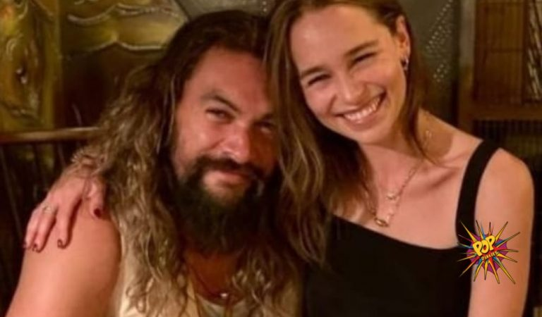 Emilia Clarke States 'He can still bench press a Khaleesi' As She Gets A Cute Mini Game of Thrones reunion With Jason Momoa: Read To Know More