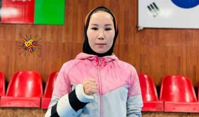 """Afghan Athlete Seeks Help to Get to Tokyo, """"Please hold my hand and help me"""""""