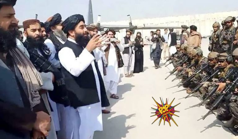 Taliban Celebrates As Last US Troops Leaves the Country; China Reacts