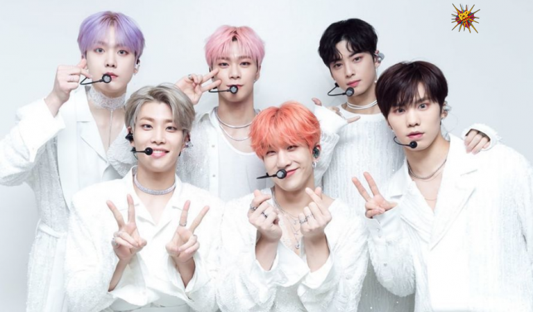 """ASTRO OpenS Surprise """"SWITCH ON"""" Pop-Up Store For Fans"""