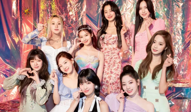 TWICE Is Set To Release Their First English Single