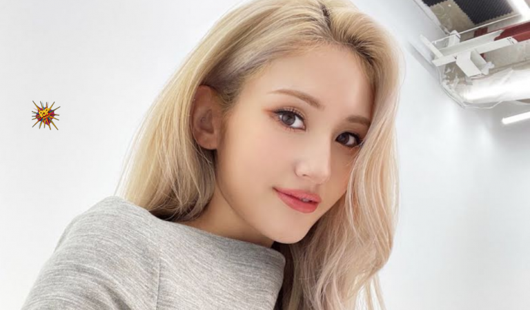 K-pop Somi Expresses What Made Her Insecure About Going Blonde