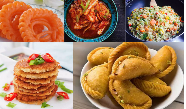 Here Are 6 Dishes That Are Similar In South Korean & Indian Culture