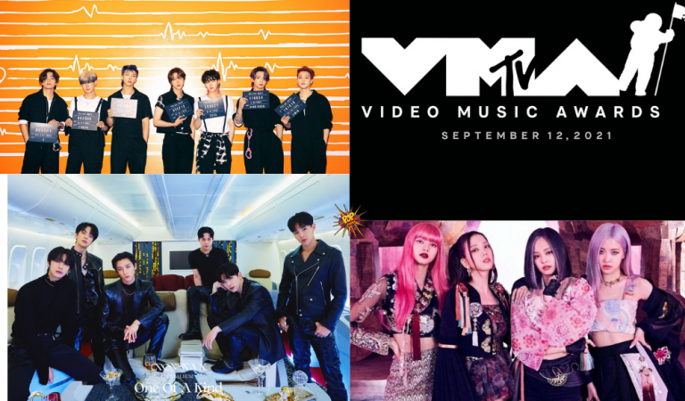 Here Is The List Of Nominees For The 2021 MTV VMAs, BTS Gets Nominated For Five Awards
