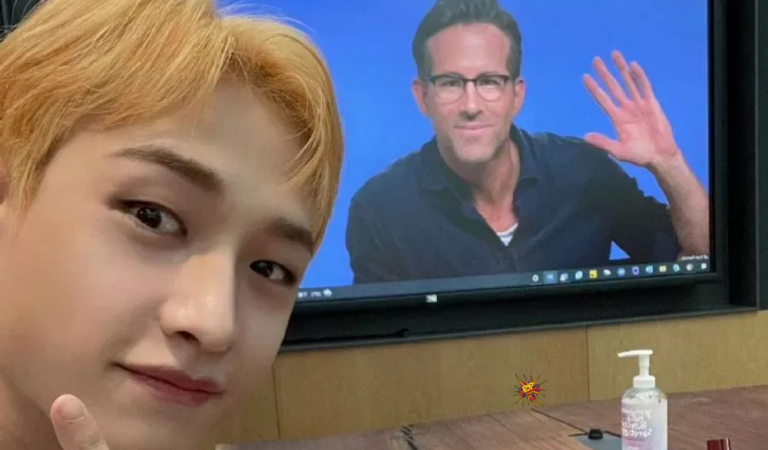 Ryan Reynolds Had A Special Interview With Stray Kid's Bang Chan, Let's Know What It Was!!