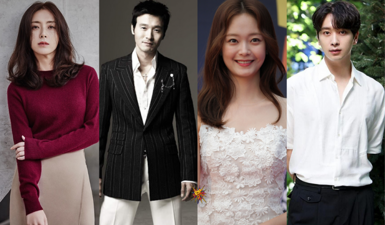 Jun So Min, 2PM's Chansung, Song Yoon Ah, And Lee Sung Jae To Star For New Romance Drama