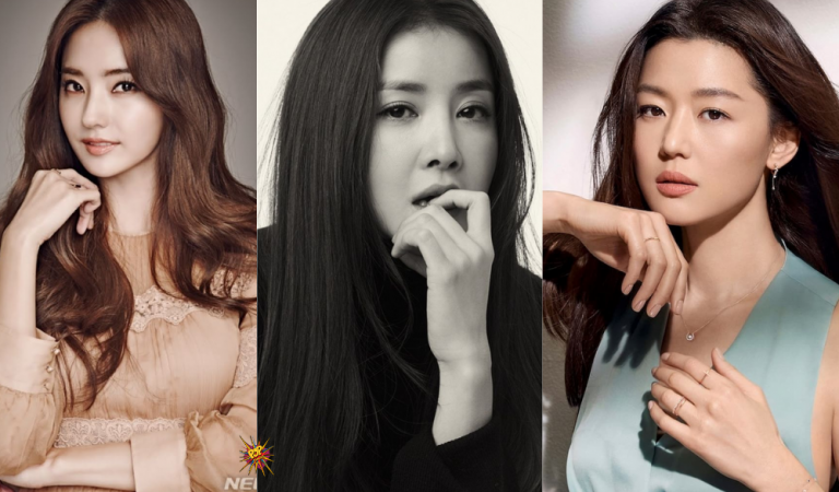 Here Are South Korean 5 Female Stars Who Married Into The Top 1% Wealthiest Families