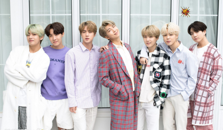 """BTS's """"Butter"""" Becomes The Fastest Song To Be Certified Platinum In Japan"""