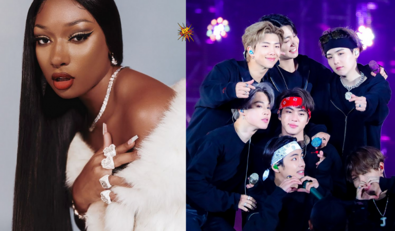 BTS Unveils Butter Remix Version Featuring Megan Thee Stallion & It's Even More Smoother