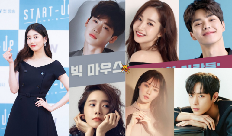 Here Is The List Of The Most Anticipated UpcomingKdramas For the Year 2022