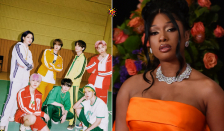 Megan Thee Stallion For Butter, Here's Who's Ready To Collab With BTS!