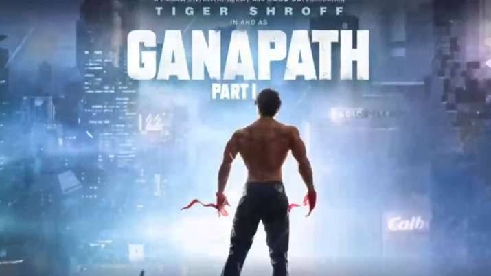 Tiger Shroff gives a sneak peek into his Ganapath action rehearsals