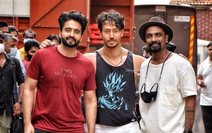 Jackky Bhagnani along with Tiger Shroff unveil the teaser of Vande Mataram; a patriotic tribute ahead of Independence Day!
