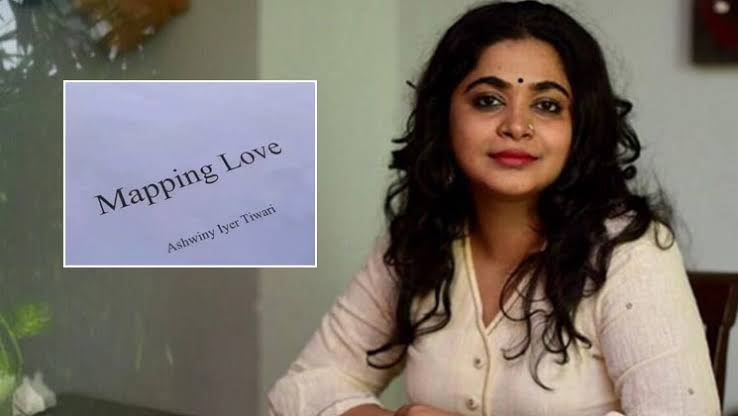 Ashwiny Iyer Tiwari on her debut novel , Mapping Love: it's a beautiful story , talks about the Redeeming power of love-