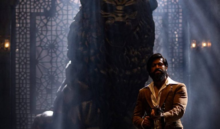 KGF 2 to release in theatres on this date, Yash-Sanjay Dutt hype up the much-anticipated action film