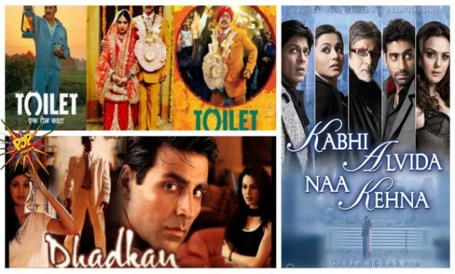 This Day That Year Box Office Trivia : When Toilet Ek Prem Katha, Kabhi Alvida Naa Kehna And Dhadkan Were Released On 11th August