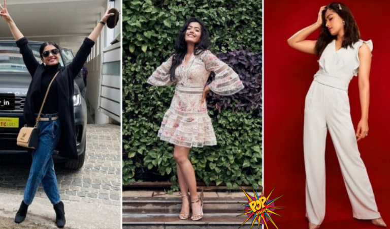 Don't Have the foggiest idea What To Wear On A Sunday Brunch? Rashmika Mandanna's Style File Is At Your Rescue, Take Fashion Notes