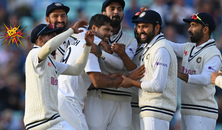 India Strikes in the Last Session as Day 1 Ends with a Positive Note