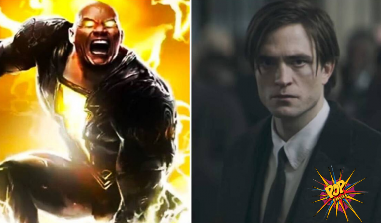For 2021 DC Brings Up The New Batman Trailer Along With The First Look Of Black Adam For The Fandom Event: Read To Know More