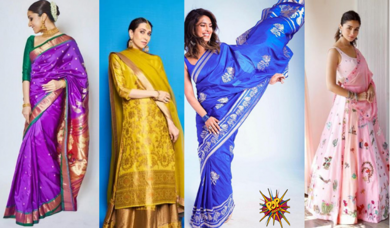 Priyanka Chopra Jonas to Shraddha Kapoor: 5 Actresses Who Appeared as Though a Fantasy in Handloom Outfits