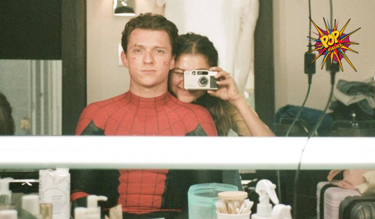 The Rocking Marvel Couple Zendaya And Tom Holland Show Some Love O ln The Former's B'day!