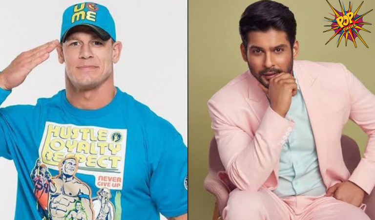 Viral: WWE wrestler John Cena pays tribute to Sidharth Shukla with a post on Instagram