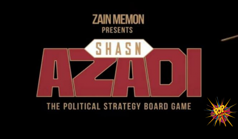 Anand Gandhi Announces Follow Up To Zain's Memon's Super Hit Game With New Cinematic Teaser!