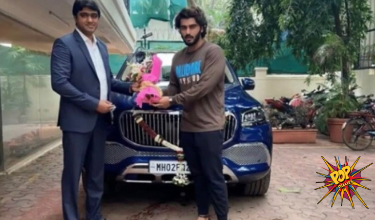 Here's how much Arjun Kapoor's new Mercedes-Maybach is worth