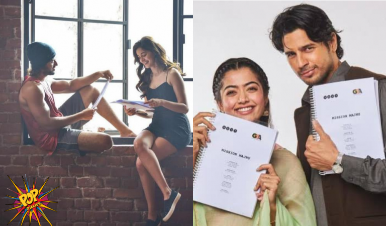 The Sizzling Chemistry between 7 Hottest On Screen Pairs Are worth Watching from Vijay-Ananya To Sidharth-Rashmika