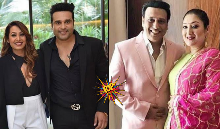 Krushna Abhishek calls for peace On the Account Of Ganesh Chaturthi with Govind and Sunita Ahuja, Read to Know more