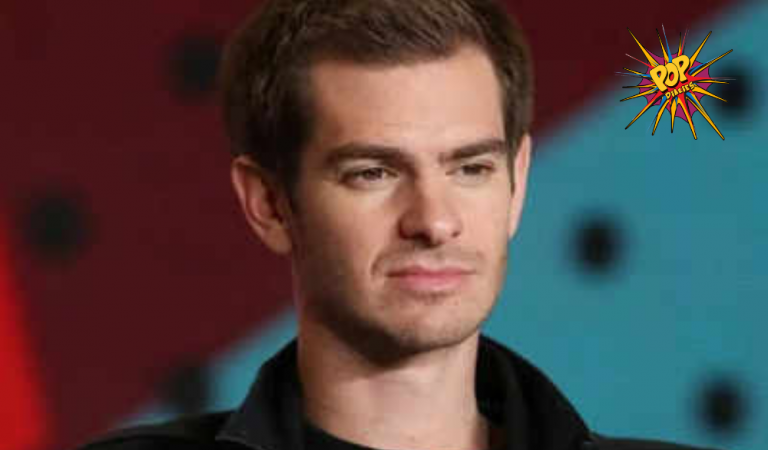 Andrew Garfield talks about how he paid tribute to his late mother with the upcoming musical movie